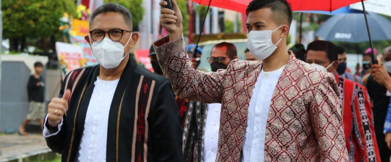 Wakapolda HUT Maluku